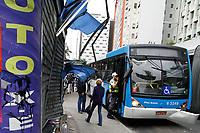 04.04.2018 - Acidente de ônibus na Av Brig Luís Antônio em SP