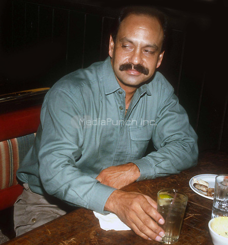 CheechMarin 1986<br /> Photo By John Barrett/PHOTOlink.net / MediaPunch
