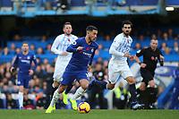 Eden Hazard of Chelsea in action during Chelsea vs Everton, Premier League Football at Stamford Bridge on 11th November 2018