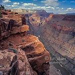 Colorado River, Toroweap Overlook, Grand Canyon National Park, Arizona