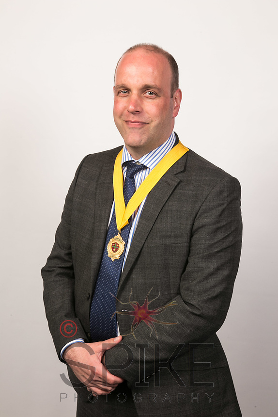 Jason Waghorne, Deputy Vice President, Nottinghamshire Law Society