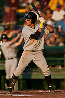 Shortstop Benji Gonzalez #7 of the Bradenton Marauders at bat during a game against the Daytona Cubs at Jackie Robinson Ballpark on May 26, 2011 in Daytona Beach, Florida. (Scott Jontes / Four Seam Images)
