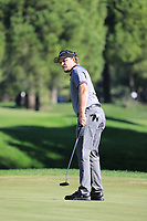 Eddie Pepperell (ENG) during the first round of the Turkish Airlines Open played at the Montgomerie Maxx Royal Golf Club, Belek, Turkey. 07/11/2019<br /> Picture: Golffile | Phil INGLIS<br /> <br /> <br /> All photo usage must carry mandatory copyright credit (© Golffile | Phil INGLIS)