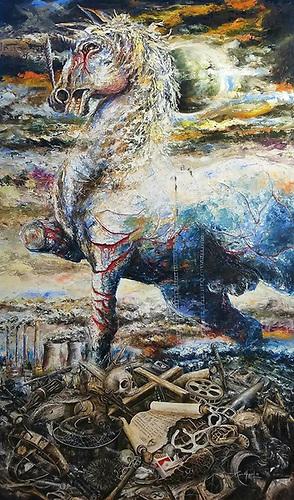 Obra de Luis Miguel Rodríguez.