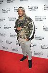 Ashley Walters at the  Triforce Short Film Festival   at BAFTA Piccadilly London