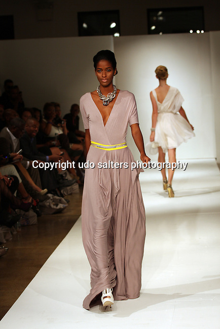The Unveiling of Korto Momolu's 2011 Spring Collection?  held at Skylight Studios, NY 9/12/10