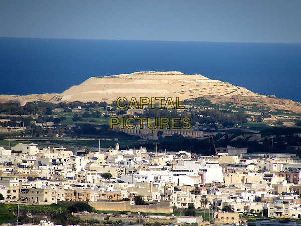 View from Mdina, Malta - on January 27th 2015<br /> CAP/ROS<br /> &copy;Steve Ross/Capital Pictures