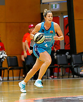 29th November 2019; Bendat Basketball Centre, Perth, Western Australia, Australia; Womens National Basketball League Australia, Perth Lynx versus Southside Flyers; Jenna O'Hea of the Southside Flyers dribbles the ball down the court - Editorial Use