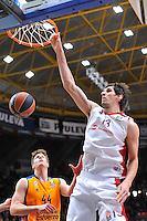 Harangody vs Marjanovic<br /> Euroleague - 2014/15<br /> Regular season Round 8<br /> Valencia Basket vs Crvena Zvezda Telecom Belgrade