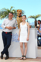 """Feher Isten"" Photocall -  67th Annual Cannes Film Festival - France"