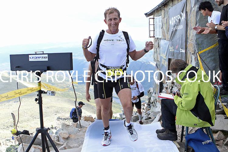 Race number 101 - Osmund Jensen - Sue Smith - Norseman Xtreme Tri 2012 - Norway - photo by chris royle/ boxingheaven@gmail.com