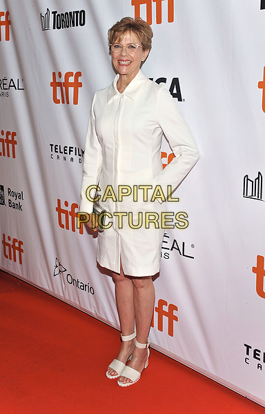 12 September 2017 - Toronto, Ontario Canada - Annette Bening. 2017 Toronto International Film Festival - &quot;Film Stars Don't Die In Liverpool&quot; Premiere held at Roy Thomson Hall. <br /> CAP/ADM/BPC<br /> &copy;BPC/ADM/Capital Pictures