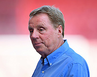 Harry Redknapp during AFC Bournemouth vs Manchester City, Premier League Football at the Vitality Stadium on 25th August 2019