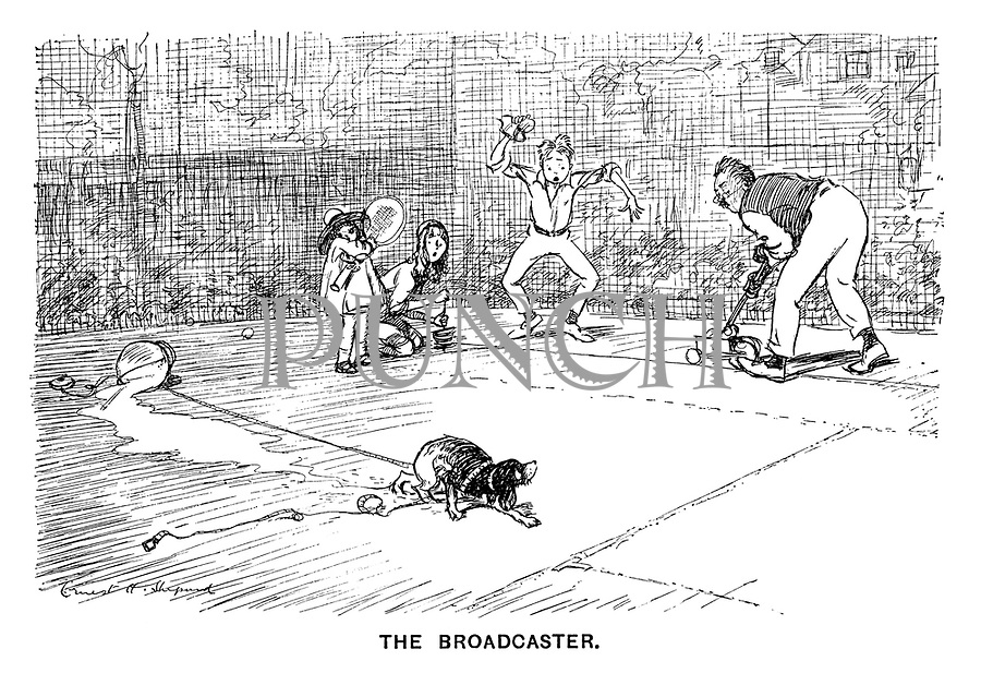 The Broadcaster.
