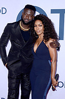"""LOS ANGELES - JUL 31:  Sinqua Walls, Angela Bassett at the """"Otherhood"""" Photo Call at the Egyptian Theater on July 31, 2019 in Los Angeles, CA"""
