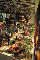 Lobby of the Oriental Hotel. Bangkok, Thailand. Bangkok, Thailand.