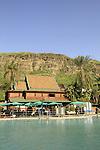 Israel, the pool at Hamat Gader