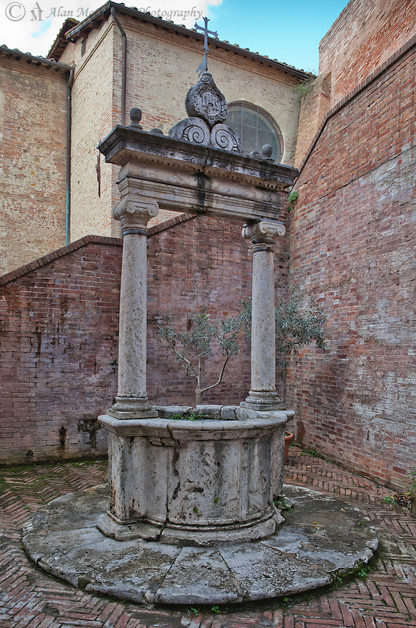 """Siena Cistern""<br />