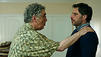 Humor Me (2017) <br /> Elliott Gould, Jemaine Clement<br /> *Filmstill - Editorial Use Only*<br /> CAP/MFS<br /> Image supplied by Capital Pictures