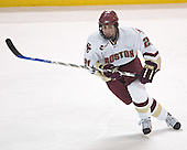 The Boston College Eagles completed a shutout sweep of the University of Vermont Catamounts on Saturday, January 21, 2006 by defeating Vermont 3-0 at Conte Forum in Chestnut Hill, MA.