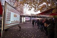 2015/11/01 Berlin | HDP-Wahlabend in Kreuzberg