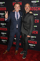 "3 March 2016 - West Hollywood, California - Spencer Garrett, Titus Welliver. Amazon Original Series ""Bosch"" Season 2 Premiere held at the Pacific Design Center. Photo Credit: Byron Purvis/AdMedia"