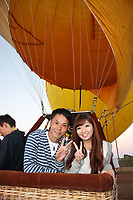 20171013 13 October Hot Air Balloon Cairns