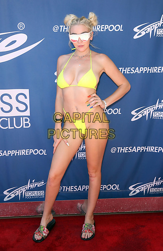 06 July 2019 - Las Vegas, NV - Kendra Sunderland. Lindsey Pelas hosts 4th of July weekend poolside bash at Sapphire Topless Pool and Dayclub.  <br /> CAP/ADM/MJT<br /> © MJT/ADM/Capital Pictures