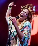 Charlotte Church Late Night Pop Dungeon at Bestival in the Lulworth Castle grounds Dorset sept 2017 photo by David Evans