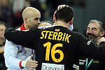 Sierra & Sterbik. SPAIN vs SLOVENIA: 26-22 - Semifinal.
