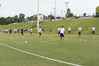 USMNT Training, June 30, 2015