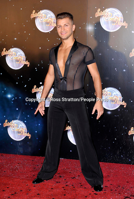 London - Strictly Come Dancing 2012 Series Launch at BBC Television Studios, London - September 11th 2012..Photo by Ross Stratton.