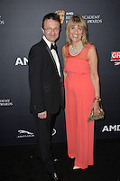 BEVERLY HILLS, CA. October 28, 2016: Jane Lush &amp; Kevin Price at the 2016 AMD British Academy Britannia Awards at the Beverly Hilton Hotel.<br /> Picture: Paul Smith/Featureflash/SilverHub 0208 004 5359/ 07711 972644 Editors@silverhubmedia.com