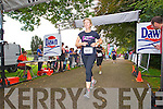 Stella Sloane who took part in the Killarney Women's Mini Marathon on Saturday last.