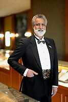 Master goldsmith Larry Silva