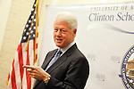 Clinton School: Bill Clinton Visit
