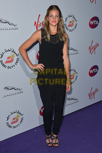 Karolina Pliskova<br /> attending the WTA Pre-Wimbledon Party at  The Roof Gardens, Kensington, London England 25th June 2015.<br /> CAP/PL<br /> &copy;Phil Loftus/Capital Pictures