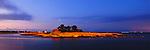 Grass Island Sunrise, Guilford, CT