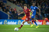 Philippe Coutinho of Liverpool during the football league cup Carabao Cup 3rd round match between Leicester City and Liverpool at the King Power Stadium, Leicester, England on 19 September 2017. Photo by Andy Rowland.