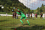 29th of July 2018, Roncone, Italy; Pre Season football friendly Primavera, Hellas Verona versus FC Ingolstadt 04; FC1 Schellenberg Credit: Pierre Teyssot / Nicer