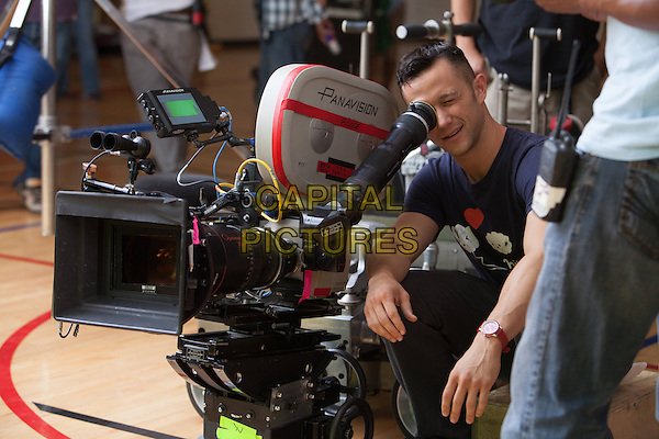 Joseph Gordon-Levitt (Director)<br /> on the set of Don Jon (2013) <br /> *Filmstill - Editorial Use Only*<br /> CAP/NFS<br /> Image supplied by Capital Pictures