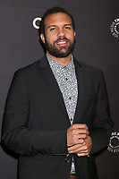 "LOS ANGELES - MAR 18:  O-T Fagbenle at the 2018 PaleyFest Los Angeles - ""The Handmaid's Tale"" at Dolby Theater on March 18, 2018 in Los Angeles, CA"