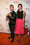 Singer Lance Bass and  Next Model Management & Mother Of Dogs Rescue Allie Rizzo Attends the2015 ASPCA Young Friends Benefit