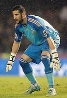 Spain's Kiko Casilla during international friendly match.November 18,2014. (ALTERPHOTOS/Acero) /NortePhoto<br /> NortePhoto.com
