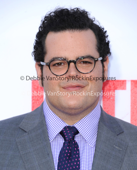 Josh Gad at The Twentieth Century Fox World Premiere of The Internship held at The Regency Village Theatre in Westwood, California on May 29,2013                                                                   Copyright 2013 Hollywood Press Agency