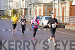 Siobhan Falvey, Noreen Mccarthy and Clare Daly at the Valentines 10 mile road race in Tralee on Saturday.