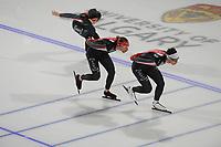 SPEEDSKATING: CALGARY: Olympic Oval, 30-11-2017, ISU World Cup training, Ted-Jan Bloemen (CAN), ©photo Martin de Jong