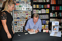 MAY 31 Harry Redknapp book signing