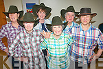 Get fit and active and have some fun at the weekly Kenmare Line Dancing group. .Front L-R Ann Brayshaw, Gail Barwick and Gill Newlyn .Back L-R Elizabeth Jansen, Joyce Hughes and Pauline Salvi.