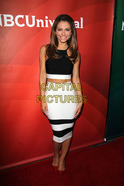 BEVERLY HILLS, CA - July 14: Maria Menounos at the NBC Universal Summer Press Tour Day 2, Beverly Hilton, Beverly Hills,  July 14, 2014. <br /> CAP/MPI/JO<br /> &copy;JO/MPI/Capital Pictures